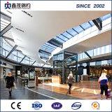 Здание структуры стальной рамки стальное для мола Shallping, большого Hall