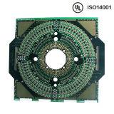 多層PCB a+Bのパネルの金張りのボード