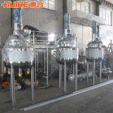 Tanque de reação de aço inoxidável para bebidas