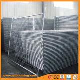 Rete fissa provvisoria saldata galvanizzazione della rete metallica