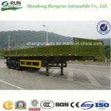 Торговая марка Shengrun транспорта 30 тонн -60 тонн грузов Semi - прицепа