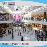 Installation rapide P2 Affichage LED intérieure pour la publicité