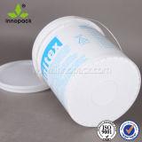 Пластмасовый контейнер 5 галлонов/барабанчик/ведерко/ведра для ведерка нефтяного продукта Lube для химиката