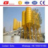Piante d'ammucchiamento concrete portatili del cemento 180m3/H da vendere
