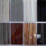 Hoge de Fabriek van Nantong polijst het Decoratieve Blad van pvc met Uitstekende kwaliteit