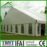 アルミニウム党結婚式のテントの構造の玄関ひさし250の人