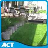 Естественная синтетическая дерновина для травы Австралии США пользы двора перед входом хозяйственной