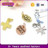 مصنع عادة يشخّص معدن علامة تجاريّة بطاقة فتنة مجوهرات