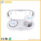 MikroTws Kopfhörer Bluetooth V4.2 Geräusche, die mit Aufladeeinheits-Dock beenden