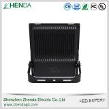 Schwarze Aluminiumflut-Lichter 200watt des karosserien-Flutlicht-Stadion-LED