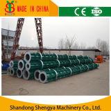 Máquinas Shengya! Yarn Máquina Pólo de Concreto, Pole Machine, Máquina de pólo eléctrico