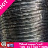 Vente en gros galvanisée par clip riche de bride de fil de câble métallique du prix usine DIN741