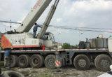 Usado o guindaste usado máquinas de construção Máquina Usada Zoomlion 130ton