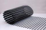 vetroresina Geogrid di 50kn/M usato per asfalto pavimentato