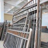 Soporte de estampación para soporte estante de pared de cristal