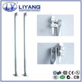 Pièces de système d'échafaudage de système de Ringlock pour l'usage en Malaisie