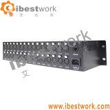 デジタル情報処理機能をもったLED光量制御の段階のイベントライトDMXコントローラ