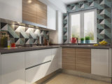 OEM Houten Keukenkasten de Van uitstekende kwaliteit