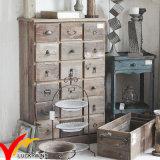 Vieux rustique Antique Vintage récupéré et recyclé Mobilier en bois massif