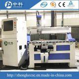 機械を切り分ける4つの軸線CNCのルーター3D