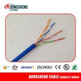 Cable de Cat5e UTP para la comunicación Sysmtem de la red