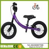 新式ペダルの子供のトレーニングのバイクの子供のバランスの自転車無し