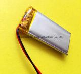 中国の製造者3.7V李ポリマーLipoポリマー李イオンリチウム電池の習慣のロゴ