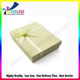 Rectángulo de almacenaje cosmético de papel portable de encargo al por mayor