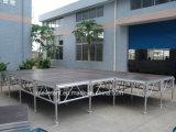 Stade de pliage en aluminium portable à l'intérieur Plate-forme de l'événement