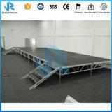 Positionierung der Stadien/des beweglichen Stadiums-/Dance-Fußbodens