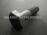 O Hex pesado estrutural aparafusa ASTM A490m