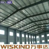 창고를 위한 전 설계된 조립식 가벼운 구조 강철 프레임