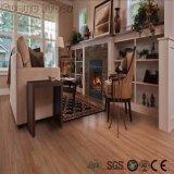 Bois commerciaux auto-adhésif, revêtements de sol en vinyle PVC