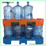 L'eau potable Company Special palettes en plastique pour bouteilles d'eau de 5 gallons