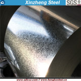建築材料のためのDx51d SGCCの屋根ふき材料の電流を通された鋼鉄コイル