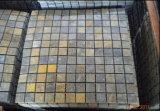 Rostiges Schiefer-Mosaik für Wand-Umhüllung-Fliese