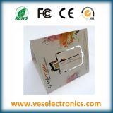 El papel vendedor caliente Webkey del mecanismo impulsor del flash del USB Auto-Ejecuta la publicidad del Web site