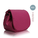 Alta qualidade do projeto tecido do saco de Tote/sacos de ombro para as mulheres luxuosas