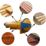 Hohe technische Holzverarbeitung-Maschine für Verkauf
