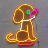 Indicatore luminoso al neon al neon del segno LED della flessione del LED per la pubblicità