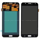 Экран LCD мобильного телефона для индикации галактики J7 Sm-J700f J700m J700h Samsung с цифрователем