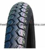 Fabrik geben direkt 6 Rad-Motorrad-Reifen 5.00-12 des Fotorezeptor-Gut-drei an
