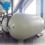 Heißes Messinstrument-pneumatische sich hin- und herbewegende Lieferungs-Gummi-Schutzvorrichtungen des Verkaufs-D1.5X2.5L