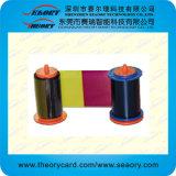 Cinta original económica de la impresora de la tarjeta inteligente de Ymcko del color