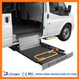 Sedia a rotelle Lifting Platform Lift per Vans con Ce Certificate