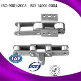 Engenharia de transmissão Pavimentadora de transportador de corrente