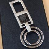 Kc_M_703 Aleación de zinc Logotipo personalizado Recuerdos de Metal Llavero de regalo