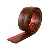 Porte en silicone pour porte de bois de balayage