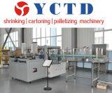 Beber água da garrafa plástica máquina de embalagem de papelão (Pequim YCTD)