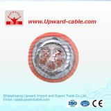 70 Sqmm 4 Coeurs résistant au feu de Distribution de puissance Câble électrique